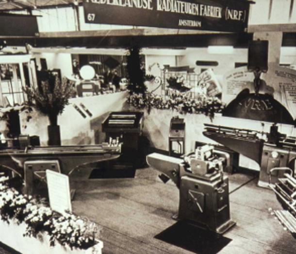 Amsterdam 1956